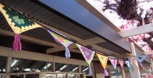 WWKIPDay 19 bunting granny squares
