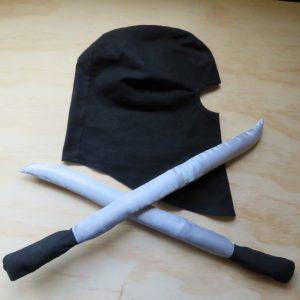 Book week costumes ninja accessories