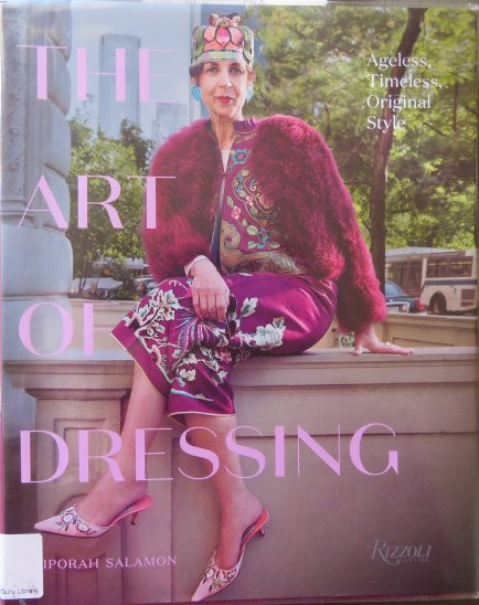 Art of Dressing cover