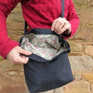 afternoon handbag challenge new bag lining