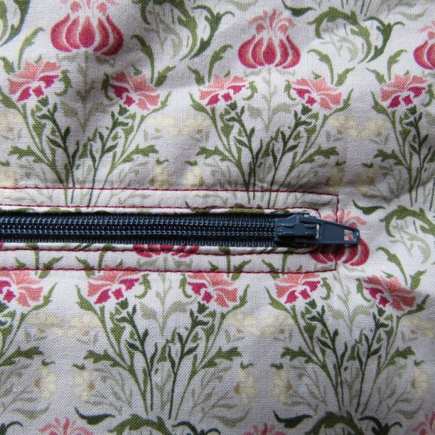 afternoon handbag challenge zip pockets 4 sew zip in window