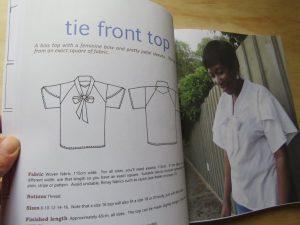 Zero-Waste-Sewing-book-interior-tie-front-top