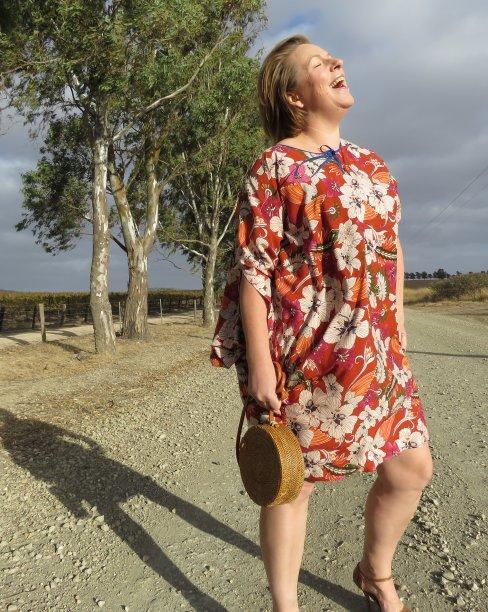 Zero Waste Sewing Boho dress