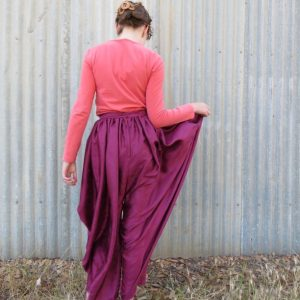 Magi trousers 4 back view