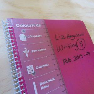 My journaling journey writing book