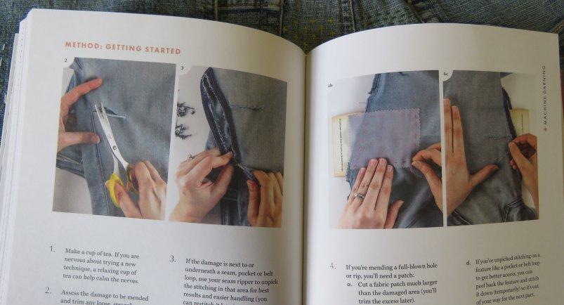 Modern mending techniques