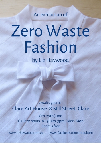 Zero Waste exhibition poster