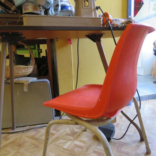 sewing ergonomics the kindergarten chair