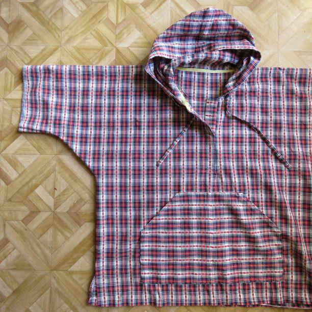 zero waste hoodie top size 16