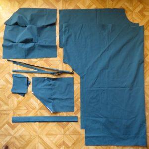zero waste hoodie top size 28