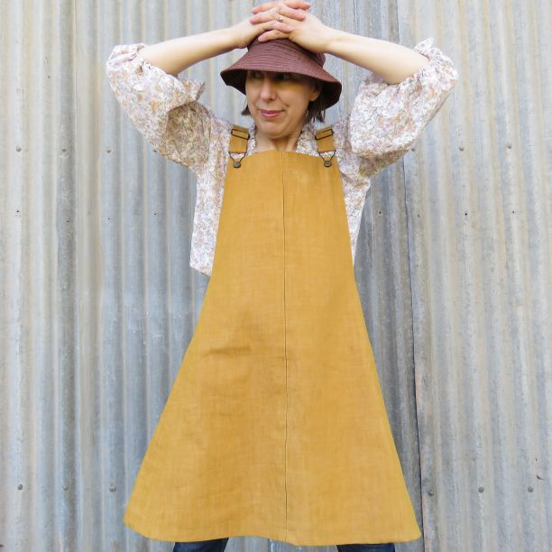 low waste Smith Pinafore