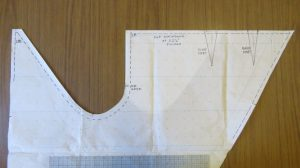 Holly McQuillans spiral trousers pattern