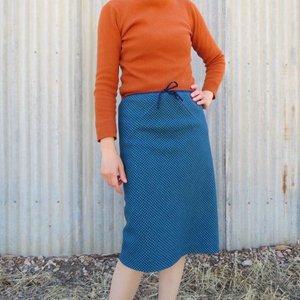 Original spiral skirt for Ashford