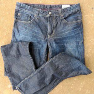Op shop jeans