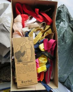 Shoe box of haby