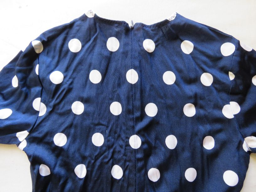 1991 grad parade spotty catsuit