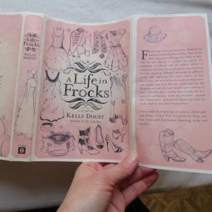 Recommended reading A Life in Frocks dust cover