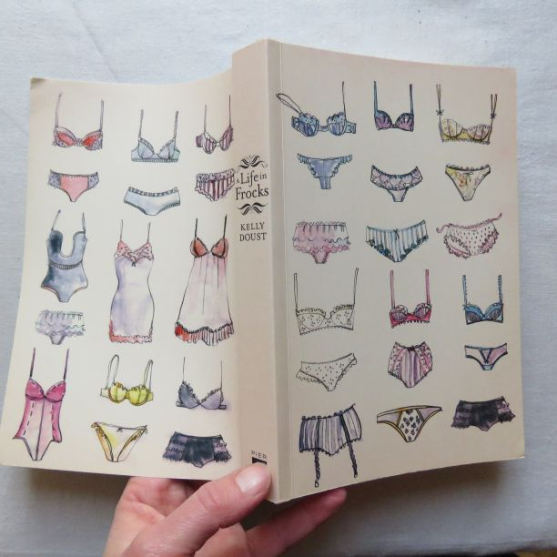 Recommended reading A Life in Frocks without dust cover