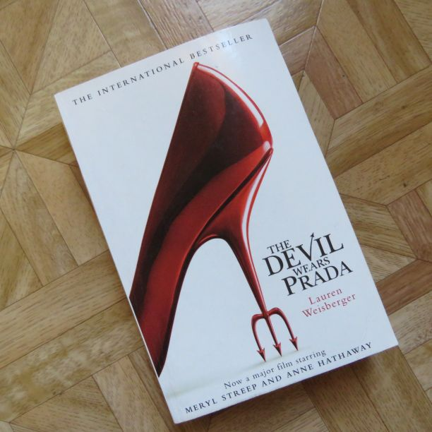 Recommended reading The Devil Wears Prad