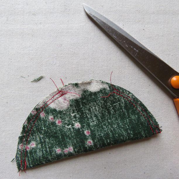 heat bag hand warmer sewing