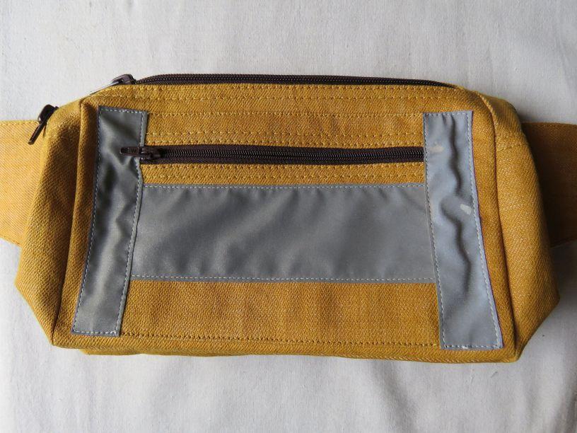 Smaller waist bag from zero waste velo bag